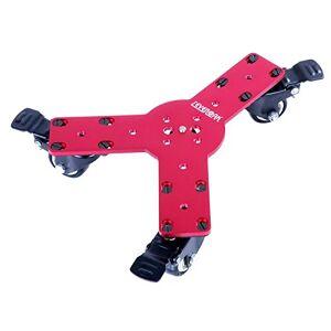 Sevenoak SK-Dw02 Estabilizador de vídeo para cámaras réflex Digitales y videocámaras (Tres Ruedas), Color Negro