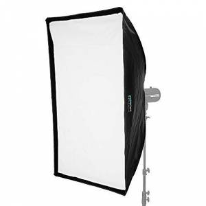 """Fotodiox EZ-Pro Softbox 32x48"""" with Speedring for Bowens Gemini Standard, Classica Powerpack, R, RX & Pro Series Strobe"""