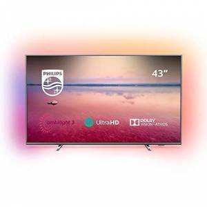 Philips TV 43 4K STV SAPHI AMBILIGHT 3 Side