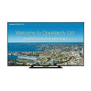 "Sharp PNLE701 TV 70"" LCD HD, 3 x HDMI, USB"