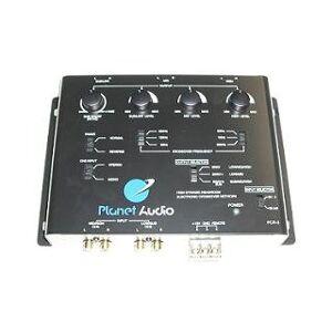 Planet Audio PCR3, 3 vías Electrónico Cross-over