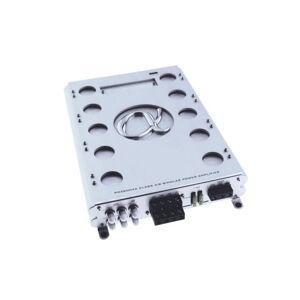 Alphasonik PMZ6004A, amplificador de potencia bipolar de 4 canales, clase A/B, 4 x 75 vatios RMS @ 4 Ohm estéreo