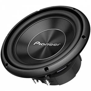 """Pioneer Ts-A250D4 10"""" Dual 4 Ohms Voice Coil Subwoofer"""