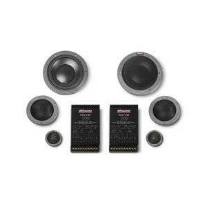 """Dynaudio System-342  7"""" 3 Way Component Speakers"""