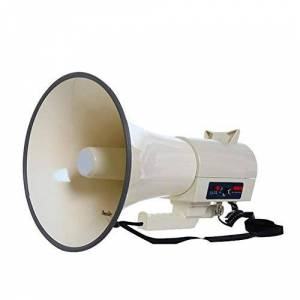Xxdyhk Megáfono Multi-Función Ultra-Alta Potencia Altavoces Inalámbricos Megáfono Super