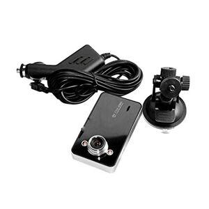 Titanicol K6000 Auto Tachograph Car Camera DVR Camcorder Video Recorder Full HD 1080P Black