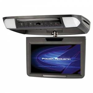 Power Acoustik CEILNG DVD SYSTM 9IN LCD