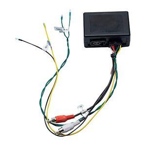 TOOPAI Decodificador de Fibra óptica para Radio estéreo de Coche para Mercedes Benz E CLS SLK SL S CL Series (W219 W211 W171) (≤ 2008)