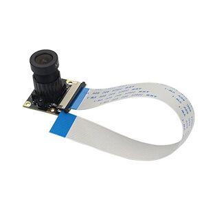 Sedeta Cámara de visión Nocturna Ajustable para Raspberry Pi2/3 Gran Angular