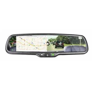 Boyo Œ albardería VTW43M 10,92 cm espejo retrovisor Monitor Estilo con WIFI integrada Miracast