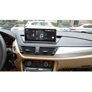 "Xin Wei 10.25""Android 8.1 PX6 6Core Coche Navegación GPS Radio Audio Estéreo BT WiFi Mirror-Link Compatible para BMW X1 E84 (2009-2015) CIC"