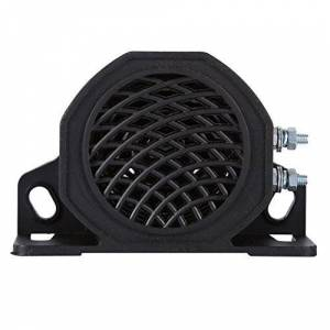 Bluehorse Bocina de Alarma Universal para Autos de 12-80 V, 105 dB, Resistente al Agua, para Equipo Pesado, vehículo, Furgoneta, camión de Carga