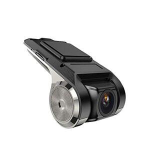 Magneti Cámara grabadora de Coche con USB DVR, HD 1080P, versión Nocturna 170 Gran Angular