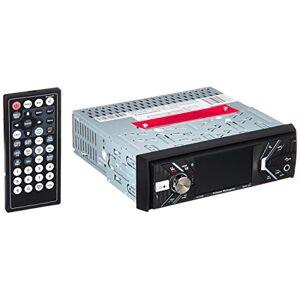"""Power Acoustik PD-348B Receptor de DVD con visualización LCD de 3,4"""" y Bluetooth 4.0"""