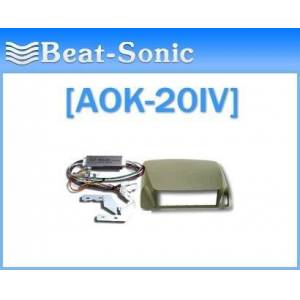 Beat-Sonic (beat Sonic) Sound Adapter Progressive 6 Car with Speakers with Navi AOK-20IV