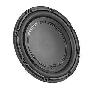 , Polk Audio DB+ 10 Inch 1050 Watt 4 Ohm DVC Marine & Car Subwoofer   DB1042DVC