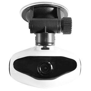 SECURITYMAN CARCAM-SDEII Sistema de cámara de vigilancia para salpicadero con visión Nocturna y Sensor de Choque   Tecnología de Bucle HD automática para Coches y automóviles
