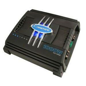Cadence FXA 1500, amplificador de potencia overol de 1 canal, serie FX PLUS