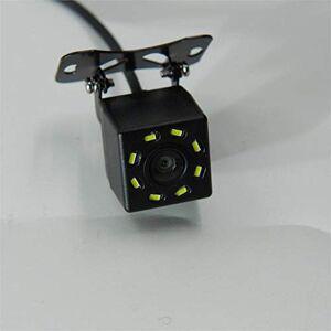 XGCP Cámara De Interior Cámara De Visión Trasera Inalámbrica para Coche 4 Led Visión Nocturna Inversión Monitor De Estacionamiento Automático Impermeable 170 Grados Video HD 103Led