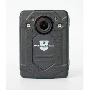 PatrolEyes Max 2K GPS Auto 64GB Batería de larga duración de infrarrojos cámara de cuerpo Policía