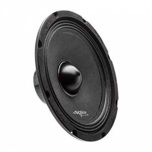 Skar Audio NPX8-4 Altavoz de Audio de Rango Medio (350 W, 4 Ohm, neodimio)