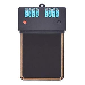 HACHANLUN Mini RDV2.0 13,56 MHz ISO1443A/B RFID lector de tarjeta IC duplicador de tarjetas UID NFC Clonador Kits de Escritor