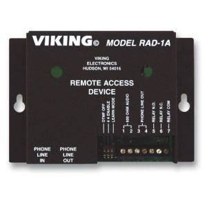 Viking Electronics RAD-1 Line Powered Remote Access Device