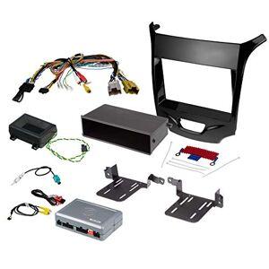 Scosche Solución de instalación Completa Compatible con vehículos Chevrolet Cruze 2016 a 2020 GM16UCRZCS