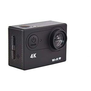 N&F Cámara de acción impermeable WiFi 4K 170 gran angular 1080p FHD grabación en bucle detección de movimiento Dash Cam para coche