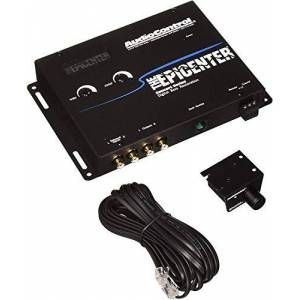 AudioControl el epicentro Black Bass restauración procesador