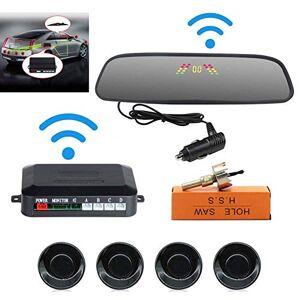 szkn Sensor de estacionar inalámbrico para coche con sensor de estacionar y sensor de estacionar, visualización LED, estacionar automático y auxiliar Una talla 3ou2afCF-PAU_0AE92HFQ-0624--LMY