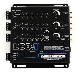 AudioControl Audio Control Color Gris Potente Procesador de señal de seis canales (el mando a distancia en la imagen es opcional)