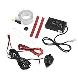 Tihebeyan Auto Sistema de sensor de radar electromagnético para coche, estacionar inverso, estacionar inverso, sensor de radar de marcha atrás, kit de estacionar electromagnético para coche