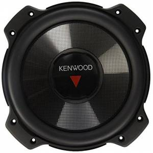 """Kenwood KFCW2516PS 10"""" Sub 1300 Watts 4ohm SVC"""