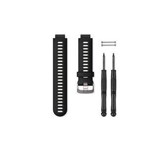 Garmin Forerunner 735xt Pulsera de Fitness para Smartphone, Color Negro