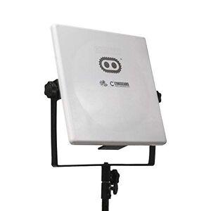 Cinegears Antena de Panel Extragrande de DE 5,0 a 5,8 GHz, Reduce la interferencia y Aumenta la señal 5 x 14 dBi Viene con Montaje Universal.