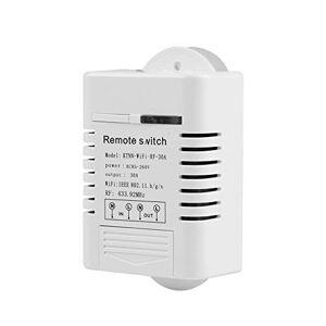 Redxiao Controlador de Interruptor WiFi, Control Remoto de teléfono móvil con Rendimiento Estable y confiable Buena sensibilidad de recepción para teléfono móvil