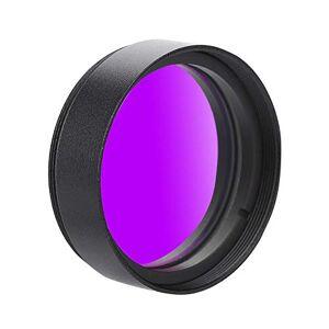 Neufday Filtro de Bloqueo de luz del Ocular del telescopio UHC de 1.25