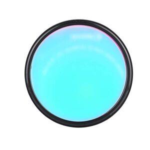 Teror Filtro UHC, Filtro UHC de 2 Pulgadas Lente de reducción de la contaminación lumínica de Contraste Ultra Alto con Rosca estándar M45 * 075 mm para Ocular telescópico