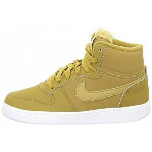 Nike Zapatillas de Deporte Ebernon Mid Se Hi Parte Superior Trainers Av2478, Parte Superior Baja, Vela de Trigo Multicolor 700, Women 2