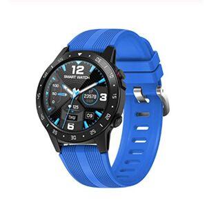 NVFED Deporte inteligente Hombres del reloj de las mujeres monitoreo GPS rastreador de ejercicios relojes inteligentes a prueba de agua for el teléfono inteligente de presión de la frecuencia cardíaca