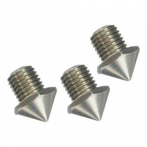 Feisol sp-sh corto Spikes, 3paquetes