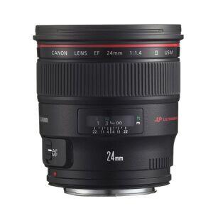 Canon EF 24mm f/1.4L II USM Wide Angle Lens Fijo lente de proyección