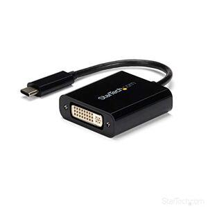 StarTech .com USB-C to DVI Adapter/Converter for MacBook (CDP2DVI)