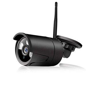 Lcxligang Lcxliga WiFi de la cámara de Seguridad Exterior 1080P Impermeable cámara IP Doméstica de vigilancia con visión Nocturna 20m, Audio de Dos vías, alejada de la visión
