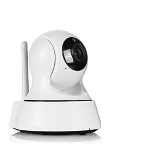Hexiaoyi Cámara IP HD con audio de dos vías, la visión nocturna de la cámara, la cámara 720P for el animal doméstico del monitor del bebé, la cámara de la detección del movimiento de la cámara interio