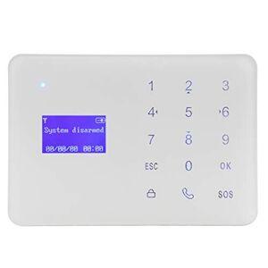 WAN XIANG KA MEI RI YONG PIN SHANG HANG WAN Xiang KA Herramientas de Seguridad para el hogar YA-700-GSM-12 Wireless Touch Key LCD Display Security Sistema de Alarma gsm Utilizado para el hogar