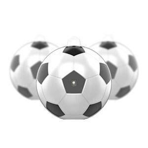 Cruet Mini cámara de fútbol SQ20 1080P, micro cámara para seguridad en el hogar con visión nocturna, mini cámara de seguridad WiFi