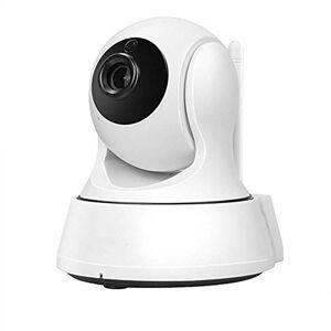 DDL 1080P cámara IP, cámara de Interior WiFi Seguridad for el Hogar con visión Nocturna, IP inalámbrico de vigilancia, Monitor de bebé, EE.UU (Size : US)