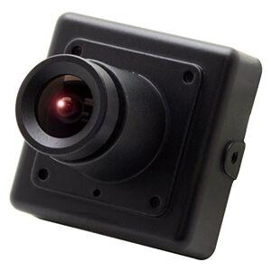 KT&C America Inc. KT & C kpc-e700nup1700TVL Cámara de alta calidad mini plaza W/OSD, 3,7mm Semi Cono estenopeica lente